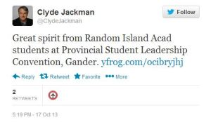 clyde jackman tweet