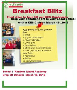 breakfast blitz